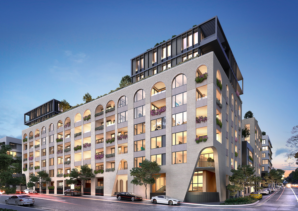 The West End Glebe, Roxy Pacific by Siren Design