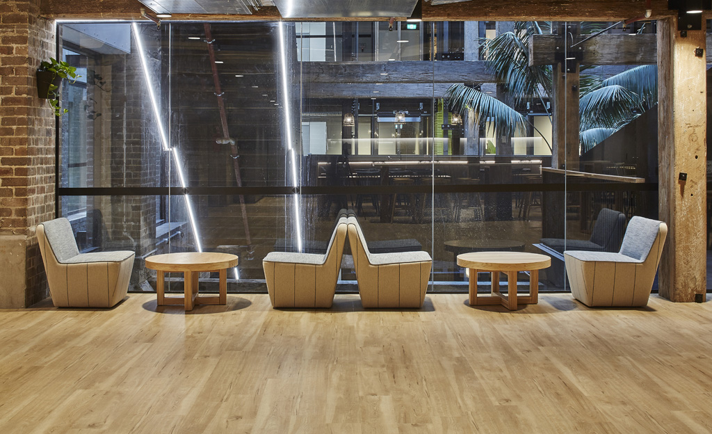 Domain Head Office Sydney by Siren Design