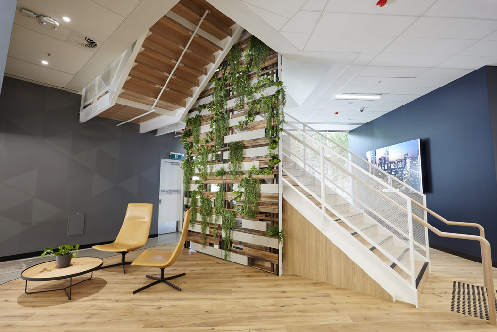 BPAY Head Office Sydney by Siren Design